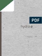 Catálogo Hydra 2015
