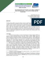 Educaçao fisica e Mercado de Trabalho