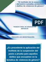 Defensa Oral TFG