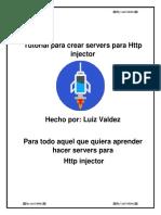 Tutorial Para Crear Servers Para Http Injector