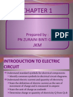 Chapter 1-Electrical Circuit