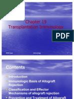 Chapter19 Transplantation Immunology
