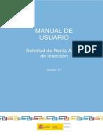 ManualRentaActivaInsercion