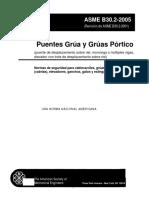 ASME B30.2-2005 (Grúas Puente) - sp.pdf
