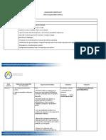 Planificacion II Semestre Septimo Basico Taller Lenguaje y Cominicacion