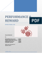 Performance & Reward