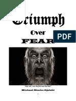 Triumph Over Fear