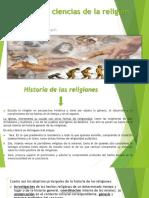 Diferentes Ciencias de La Religión