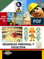 Seguridad Personal y Colectiva Listo
