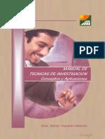 Manual de Tecnicas de Investigacion Conc