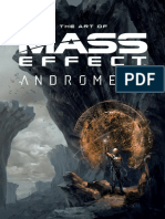 The Art of Mass Effect - Andromeda