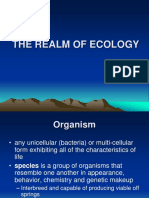 2 Realm of Ecology