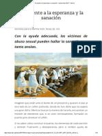Un Puente a La Esperanza y La Sanación - Liahona April 2017 - Liahona