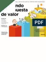 Diseñando la propuesta de valor