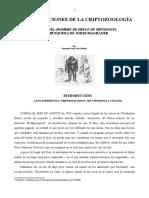 EnsoÑACIONES de La Criptozoolog a - Iceman y MagraNER