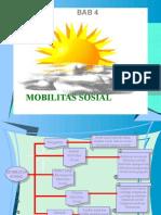 Bab 4 Mobilitas Sosial