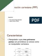 Configuración Cartesiana (PPP)