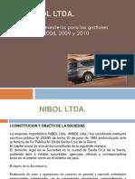 Nibol Ltda Analisis Eeff
