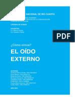 EL OÍDO EXTERNO - Andreani, Arias, Baigorria, Bernardi, Castellano, Coleff, Cortez, Cuffia.pdf