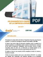 EADA _ Diagnóstico Financiero 2017
