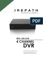 Comcast DVR Manual WPS 100 DVR 125854 En
