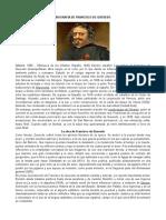 Biografia de Francisco de Quevedo