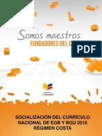 Currículo 2016 Asesores Costa Marzo 2017