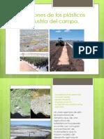 Aplicaciones de Los Plásticos en La Industria Del Campo