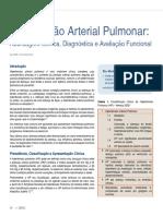 Artigo Hipertensão Arterial Pulmonar