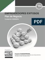 5.- p.n. Tt Ester Plan de Negocio) Resumen Ejecutivo Corregido Lfmb
