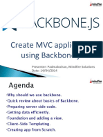 Creatingmvcapplicationwithbackbonejs 140611050400 Phpapp02 (1)