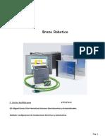 Documentacion Brazo Robotico