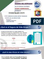 Seguros de Vida Grupo..