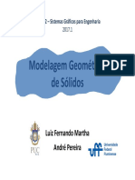 CIV2802-ModelagemGeometrica