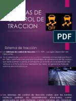 Sistemas de Control de Traccion