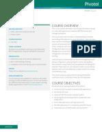 Pivotal EDU SpringWeb Datasheet
