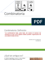 Combinatoria - Parte 1