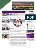 01-06-2017 Comprometida la Fundacion Cano Velez con el apoyo al deporte