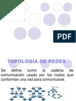 Topologio de Red