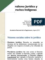 AMAG Sesión III Pluralismo Jurídico y Derechos Indígenas