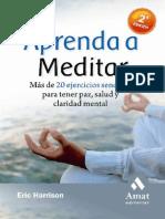 Aprenda a Meditar - Eric Harrison