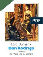 Don Rodrigo - Lord Dunsany
