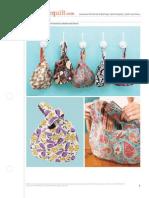 DIY Grab Bags