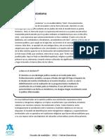 Zionism Booklet for Madrichim (Spanish)