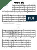 Bald Wyntin Clarinet Quartet Menuetto 5