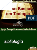1ª lição - Bibliologia