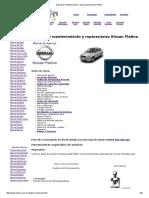 Manual de mantenimiento y reparaciones Nissan Platina.pdf