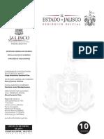 Reglamento Ley de Transparencia Jalisco