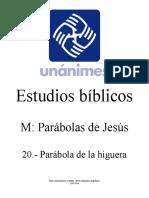 M.20.- Parabola de La Higuera