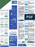 WEG Calendario Cursos de Capacitacion Argentina 2017